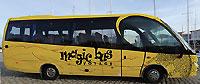 Véhicule Maagic Bus ile de ré