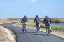 À vélo d'un village à l'autre