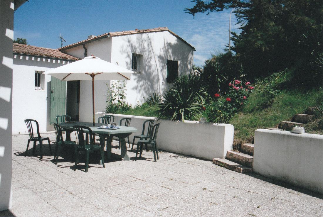 Location Le Bois Plage - Location Ile de Ré Le Bois plage en Ré Belle maison au Bois Plage easy Ré