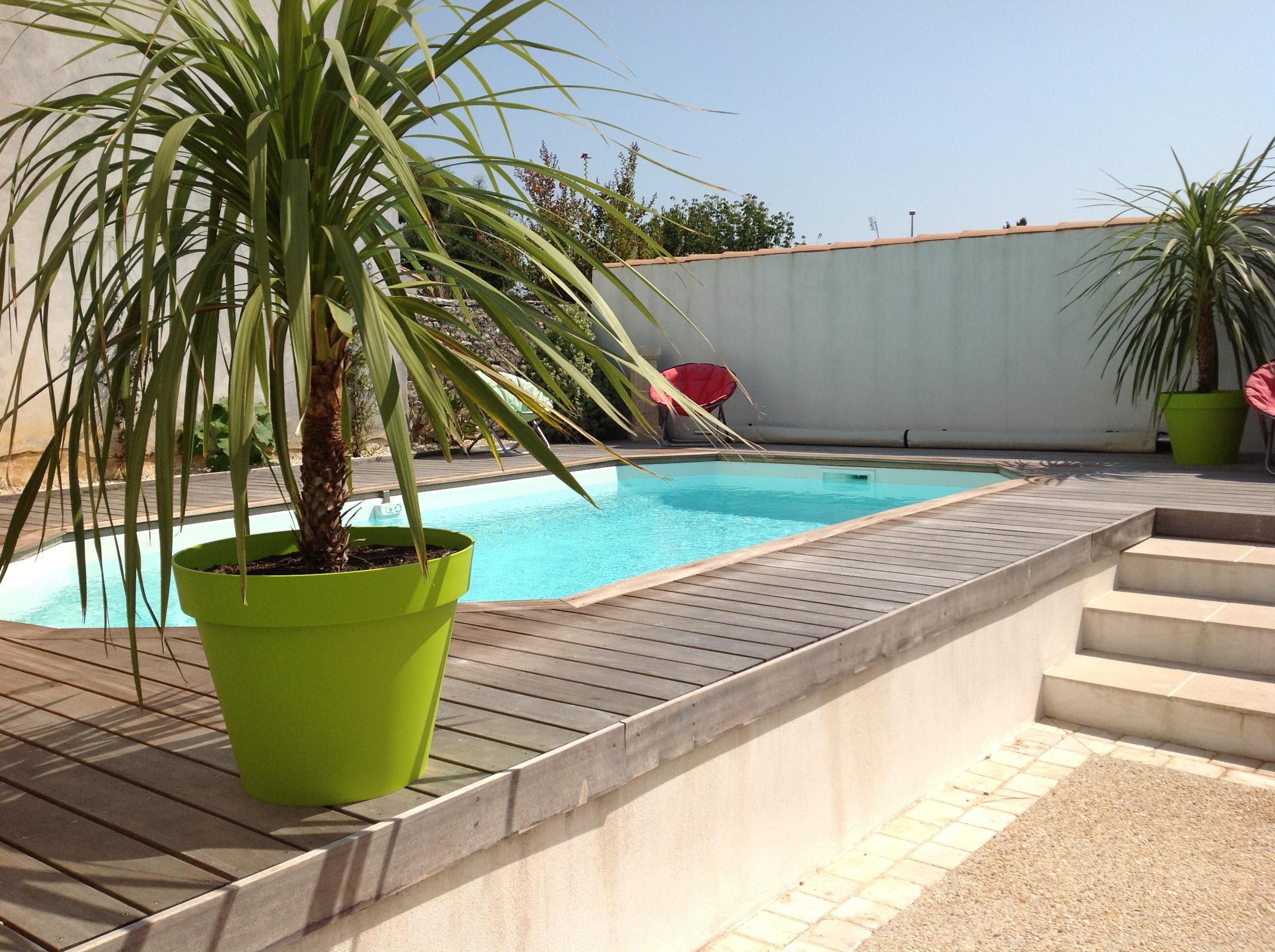 Location ile de r le bois plage en r maison de for Recherche maison avec piscine pour vacances