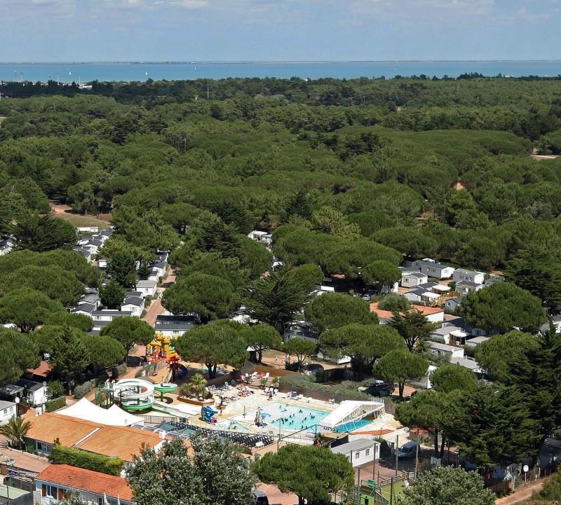 Bois Plage En Ré Camping - Location Ile de Ré Le Bois plage en Ré Camping  La bonne Etoile easy Ré