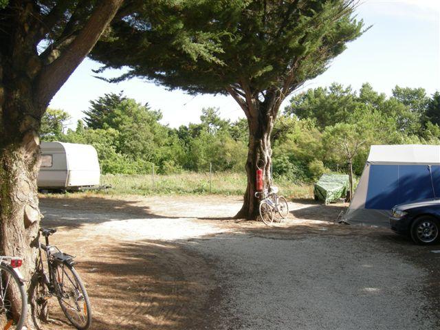 Camping Ile De Ré Le Bois Plage - Location Ile de Ré Le Bois plage en Ré Camping Camping des Dunes easy Ré