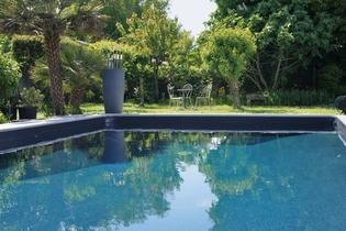 location ile de r saint martin de r grande maison avec piscine saint martin proche. Black Bedroom Furniture Sets. Home Design Ideas
