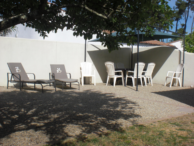 Location ile de r rivedoux plage maison 8 personnes for Residence gourette avec piscine